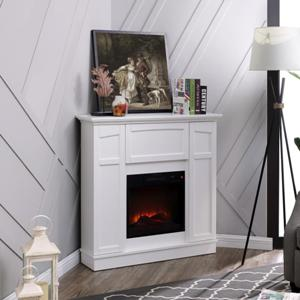 bold-flame-gas-fireplace-for-corner-of-room