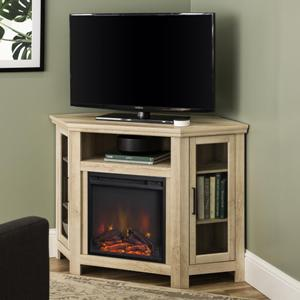 built-in-corner-tv-cabinet-with-fireplace